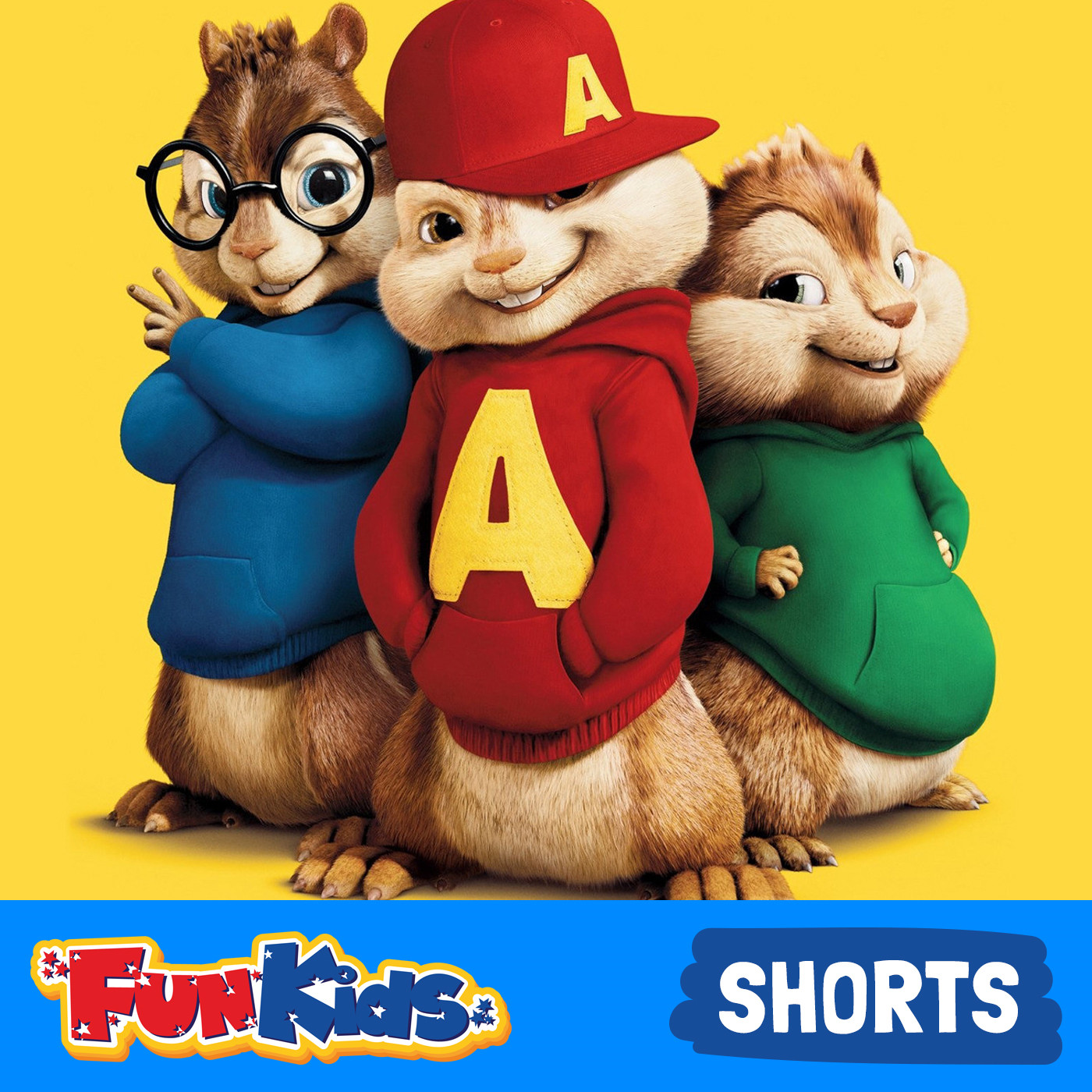 <![CDATA[Alvin and the Chipmunks on Fun Kids]]>
