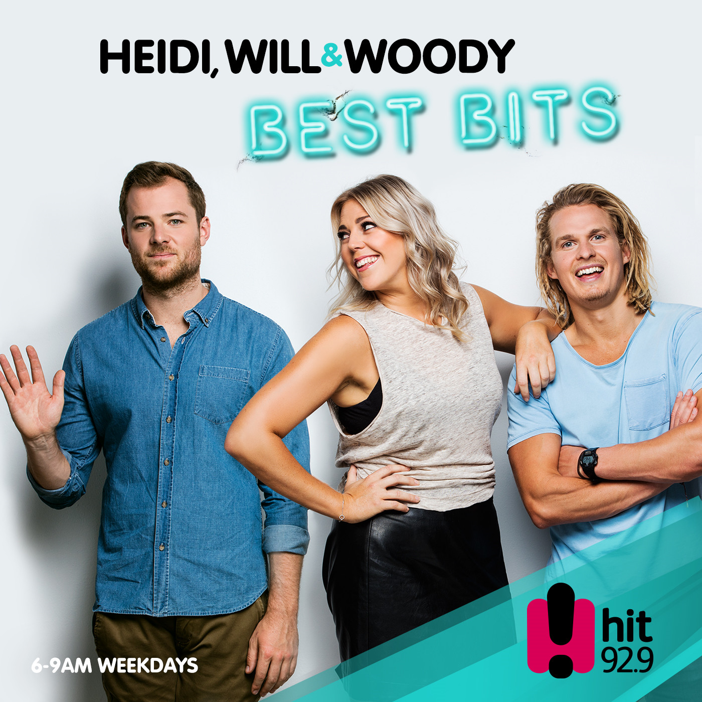 Heidi, Will and Woody: Best Bits