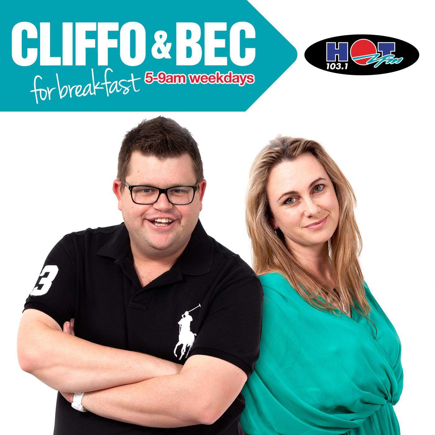 Cliffo and Bec