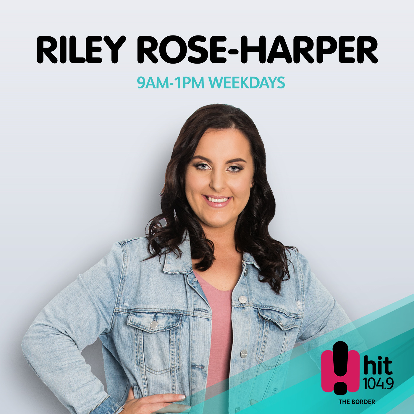 Harpin' On With Riley-Rose Harper - hit104.9 The Border