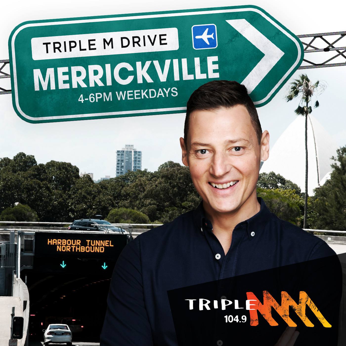 The Merrickville Catch Up - Triple M - Merrick Watts