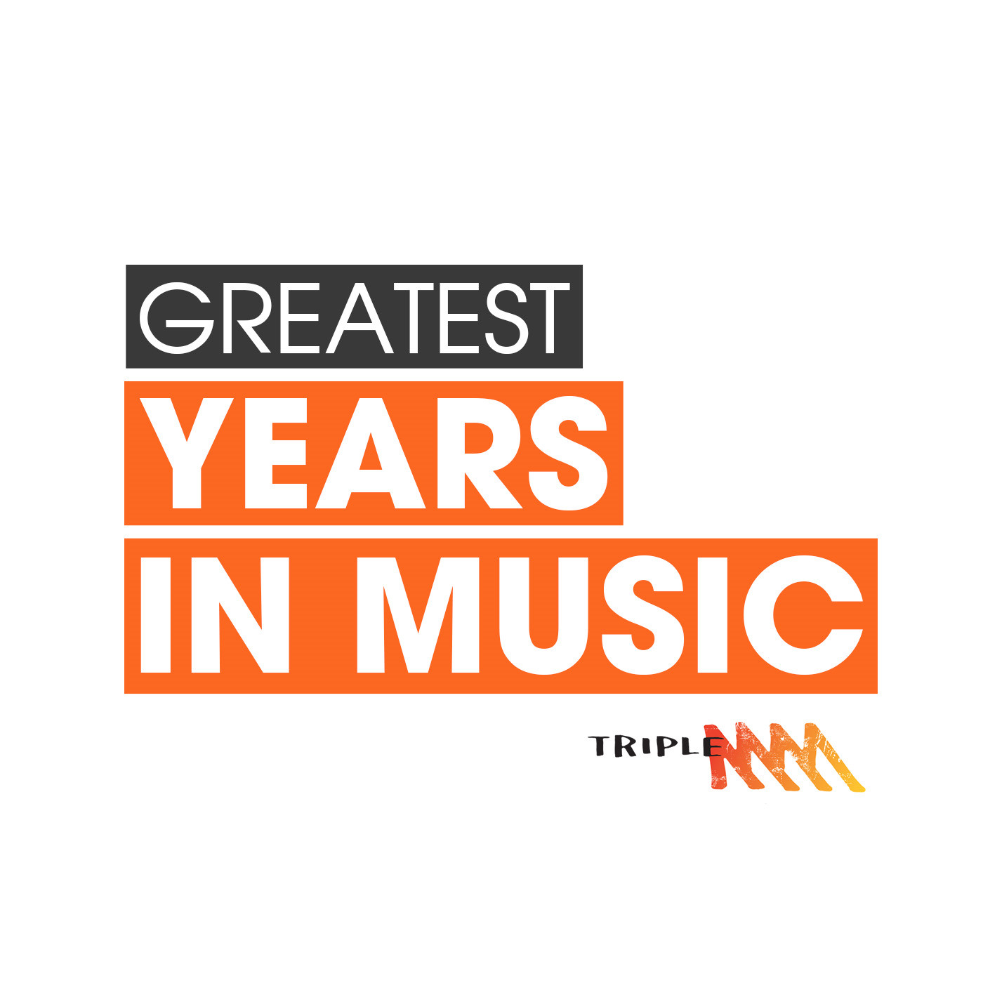 Greatest Years in Music