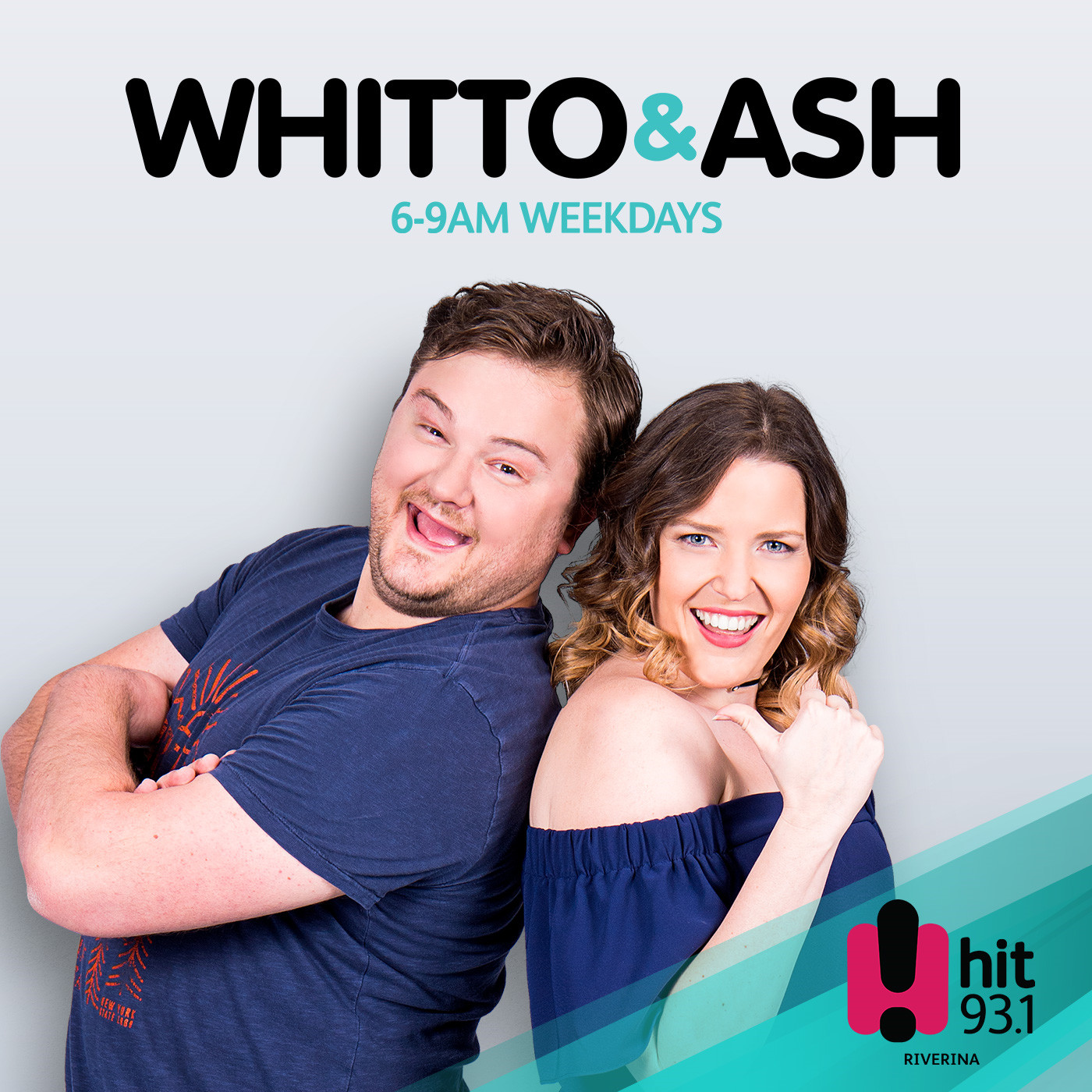 Whitto and Ash - hit93.1 Riverina