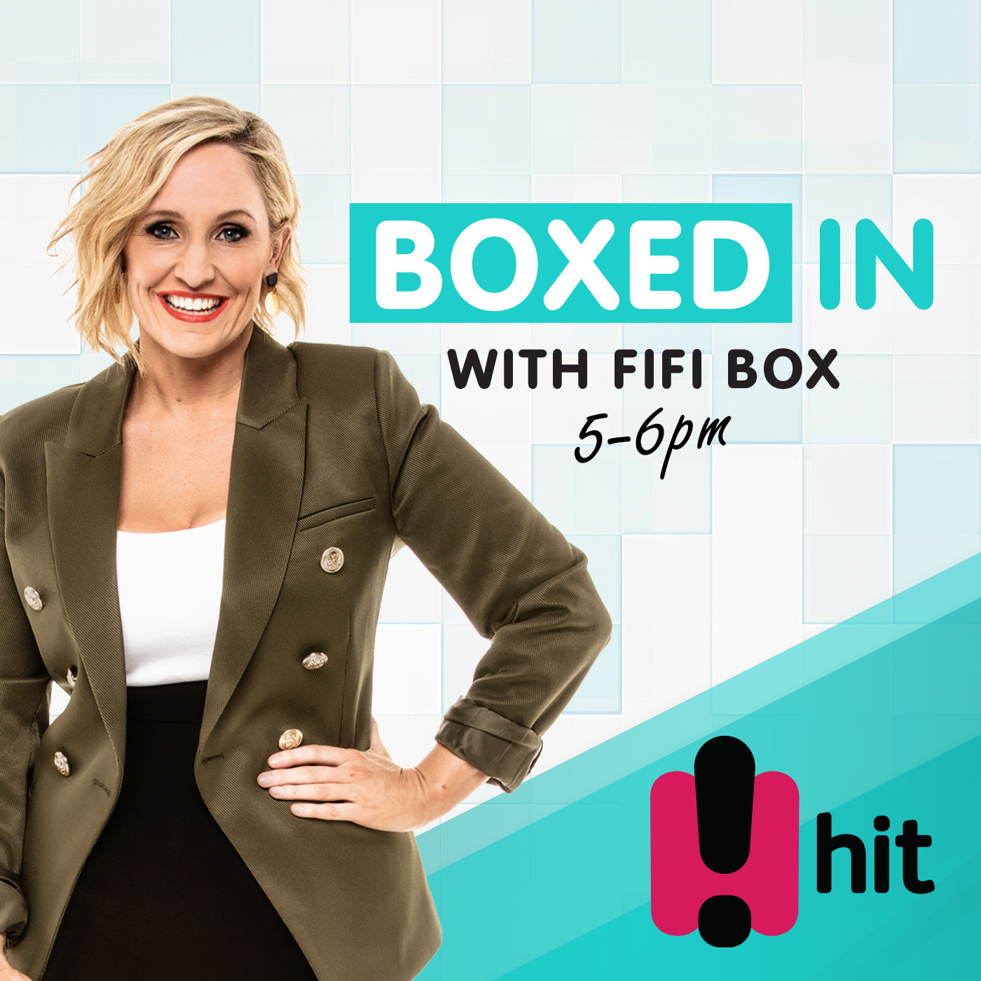 Boxed in with Fifi Box Podcast