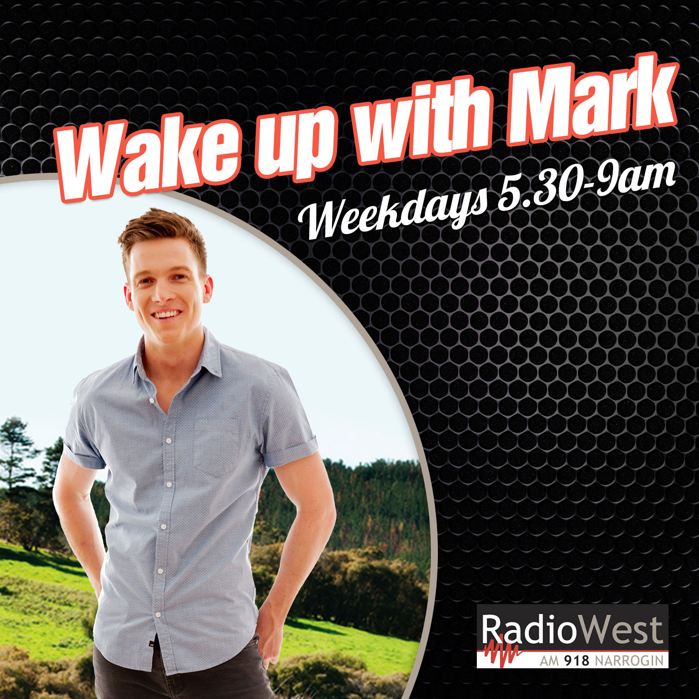 Wake up with Mark