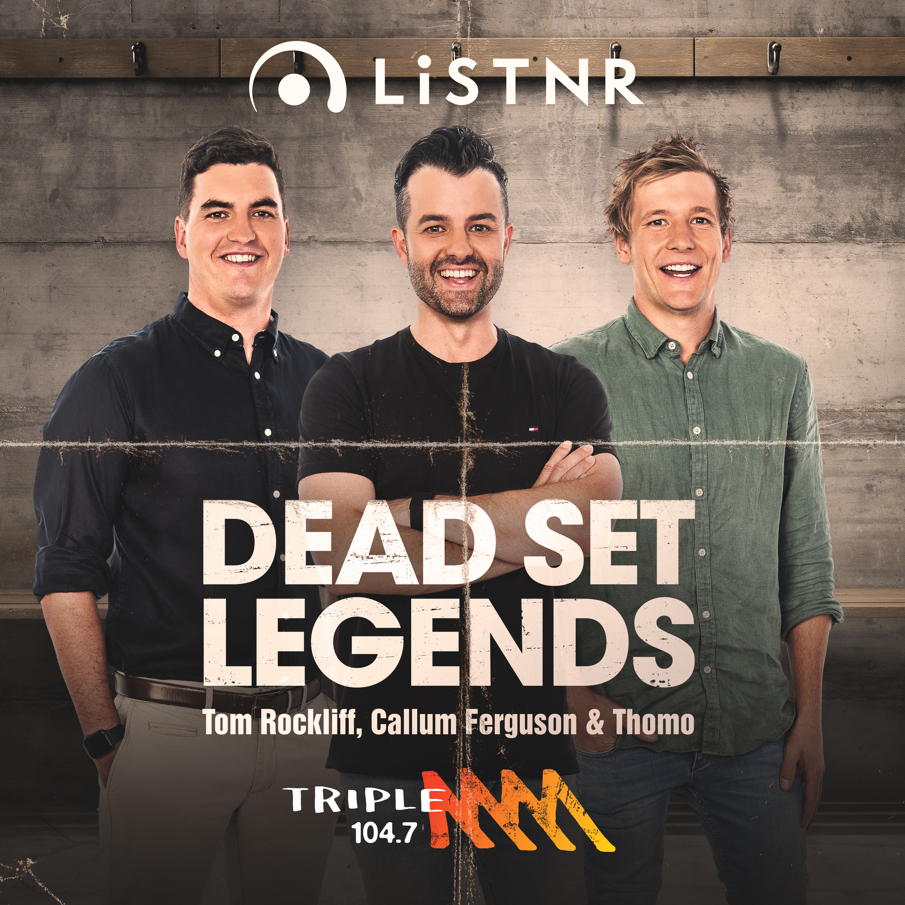 Dead Set Legends Adelaide
