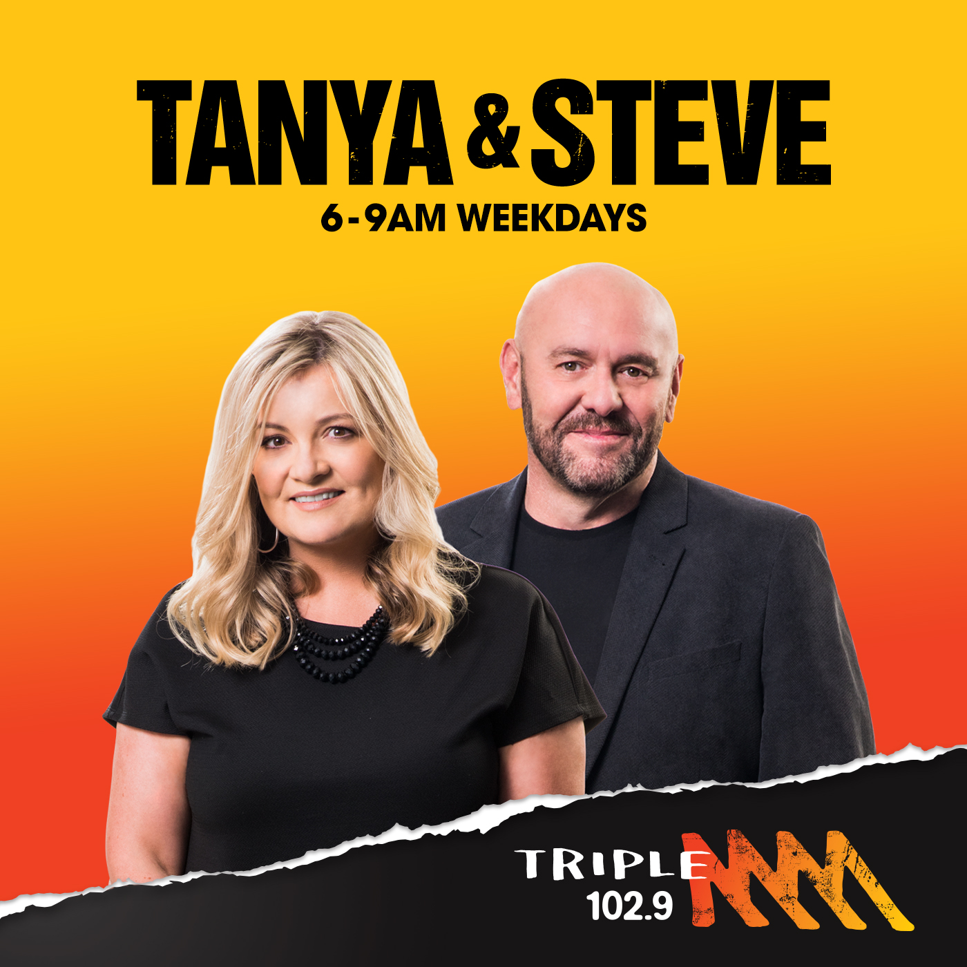 Tanya & Steve for Breakfast - KOFM Newcastle