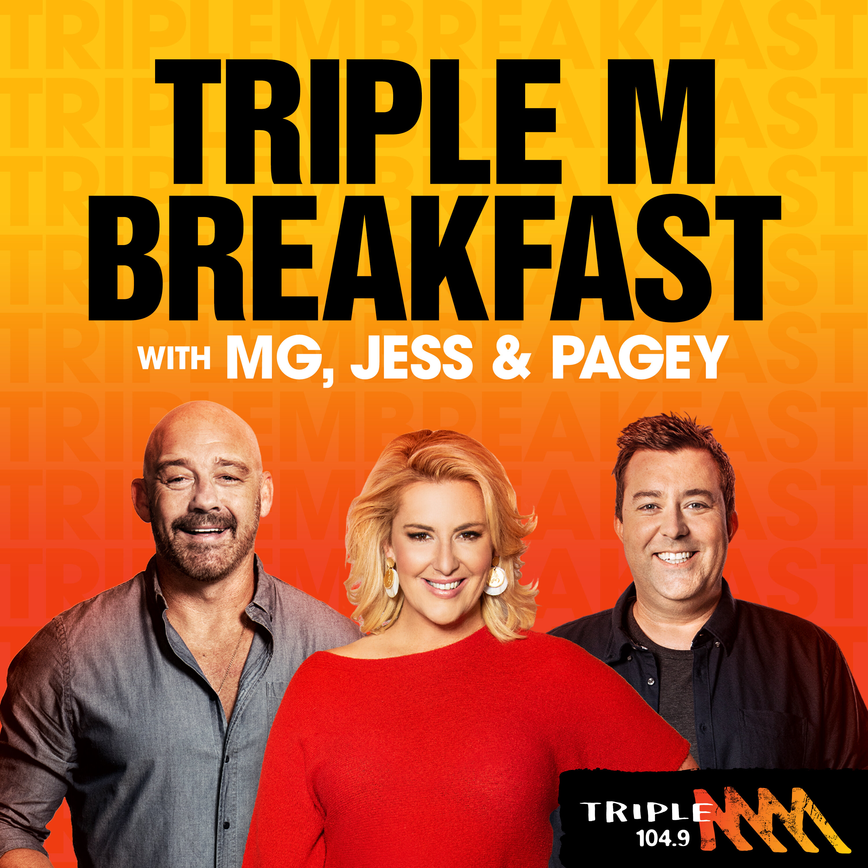 The Grill Team Catch Up - 104.9 Triple M Sydney - Matty Johns, Gus Worland and Mark Geyer