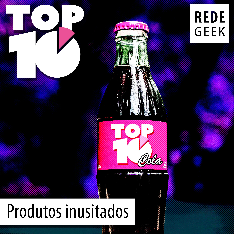 TOP 10 - Produtos inusitados