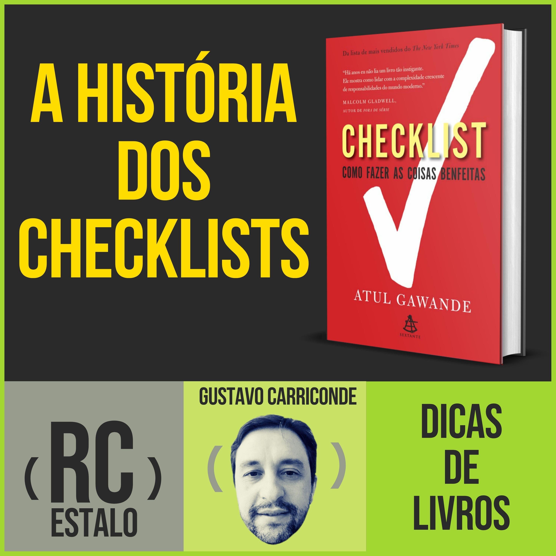 ESTALO | A história dos checklists