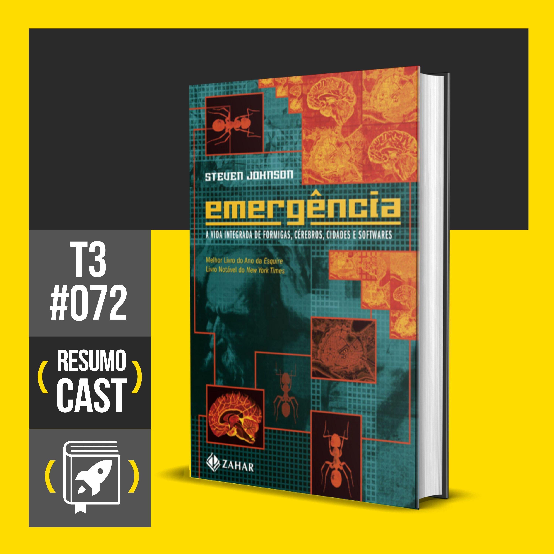 T3#072 Emergência   Steven Johson