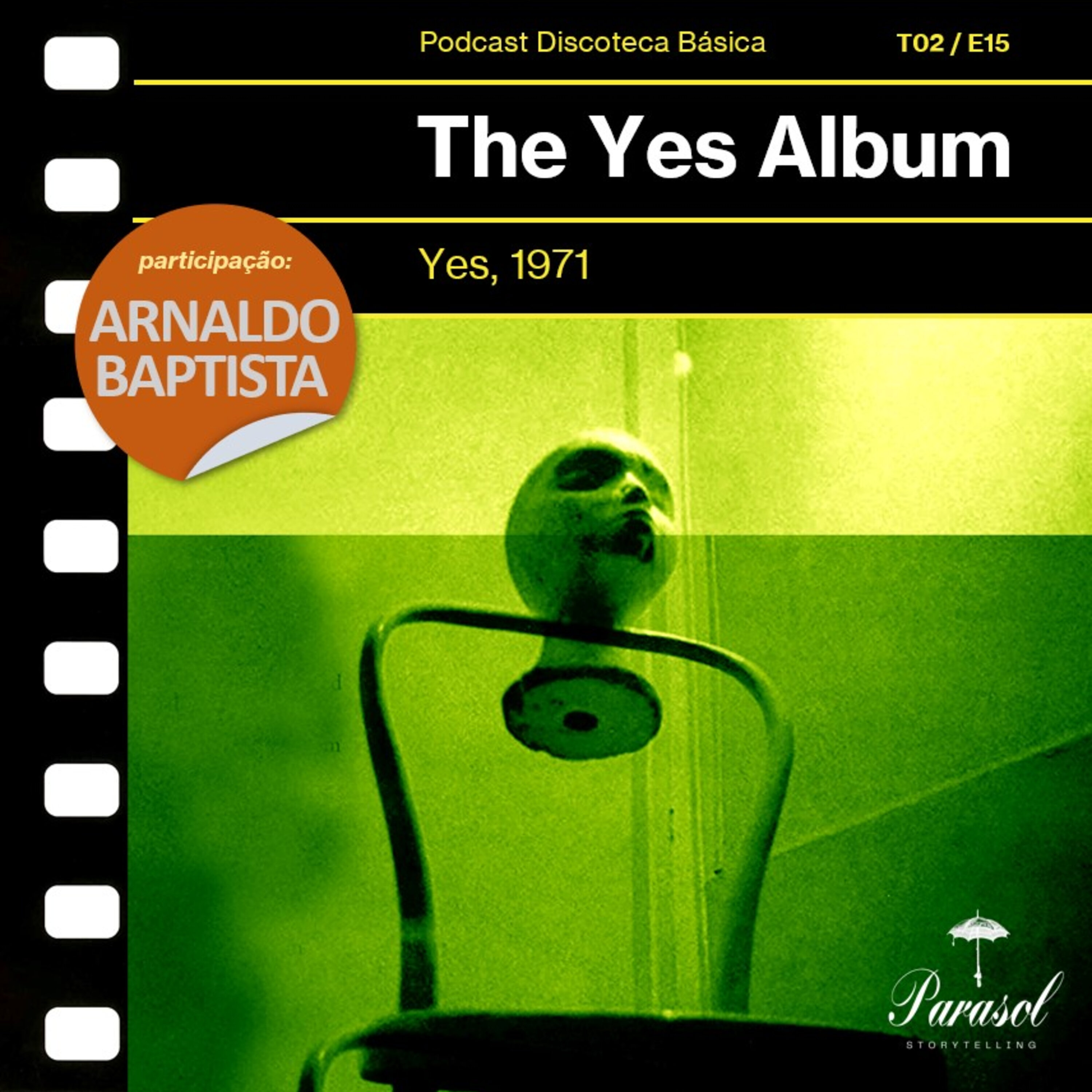 T02E15: The Yes Album - Yes (1971)