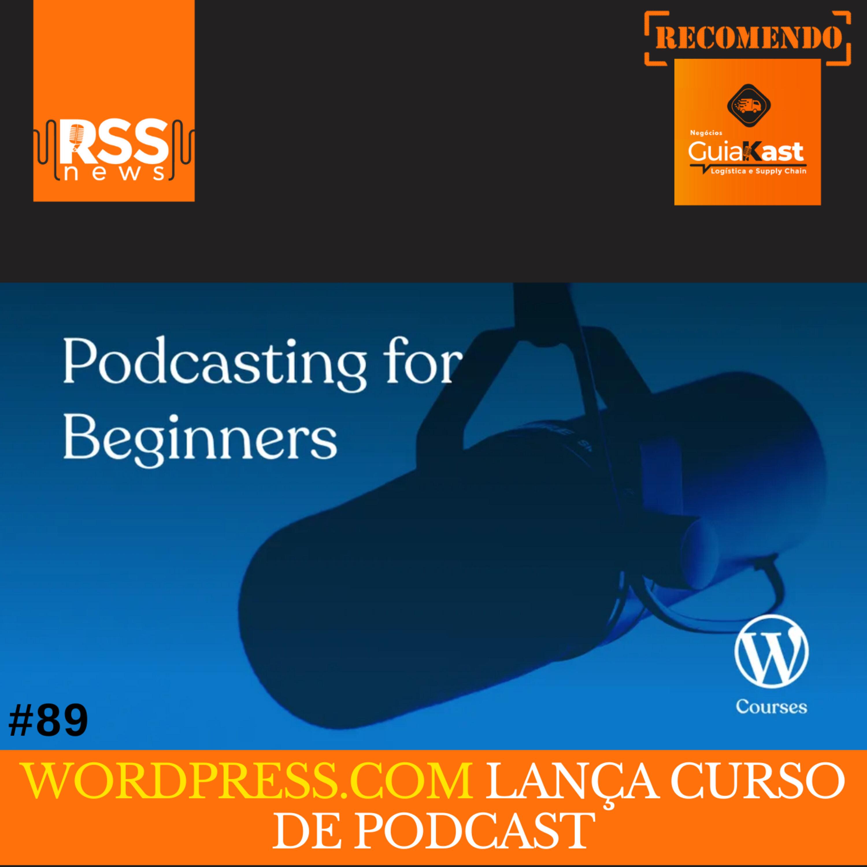WordPress.com lança curso de podcast