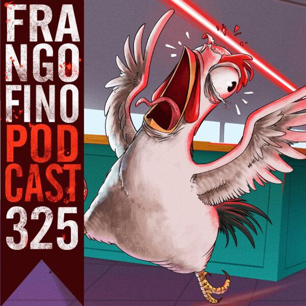 FRANGO FINO 325 | ESPECIAL LOVE, DEATH + ROBOTS VOL. 2
