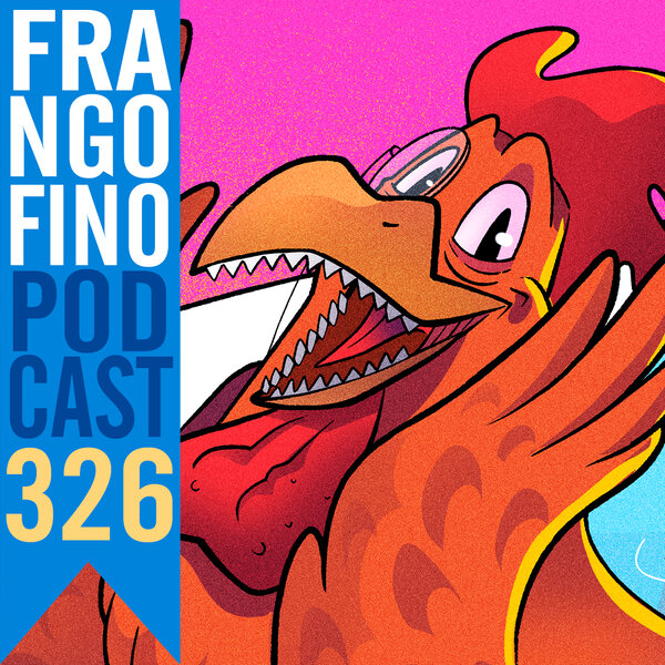 FRANGO FINO 326 | BANHEIRA DO FRANGO NA TWITCH