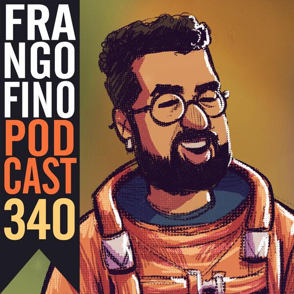 FRANGO FINO 340 | SEJA RECRUTADO PARA MARTE