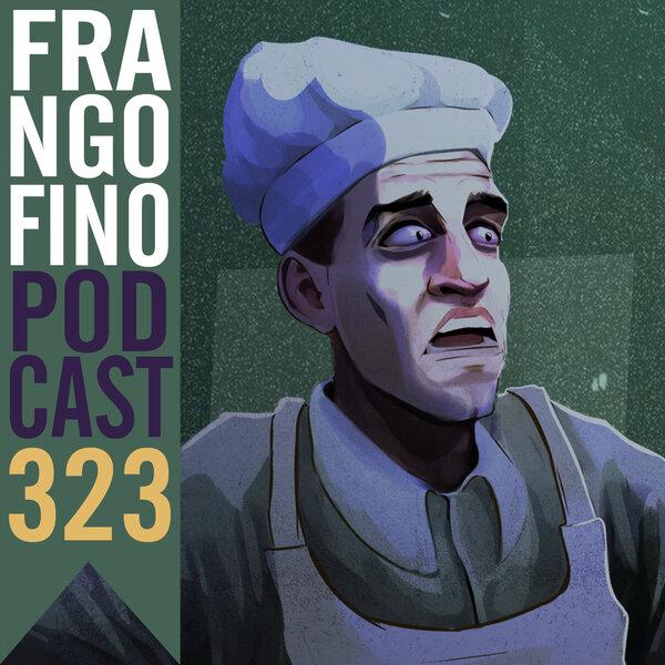 FRANGO FINO 323 | A COZINHA DE LOVECRAFT