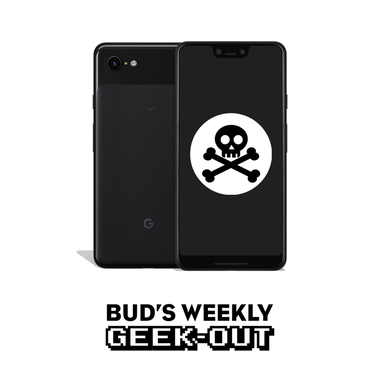 Bud's Weekly Geek-out! 20210908 - Pixel bricks
