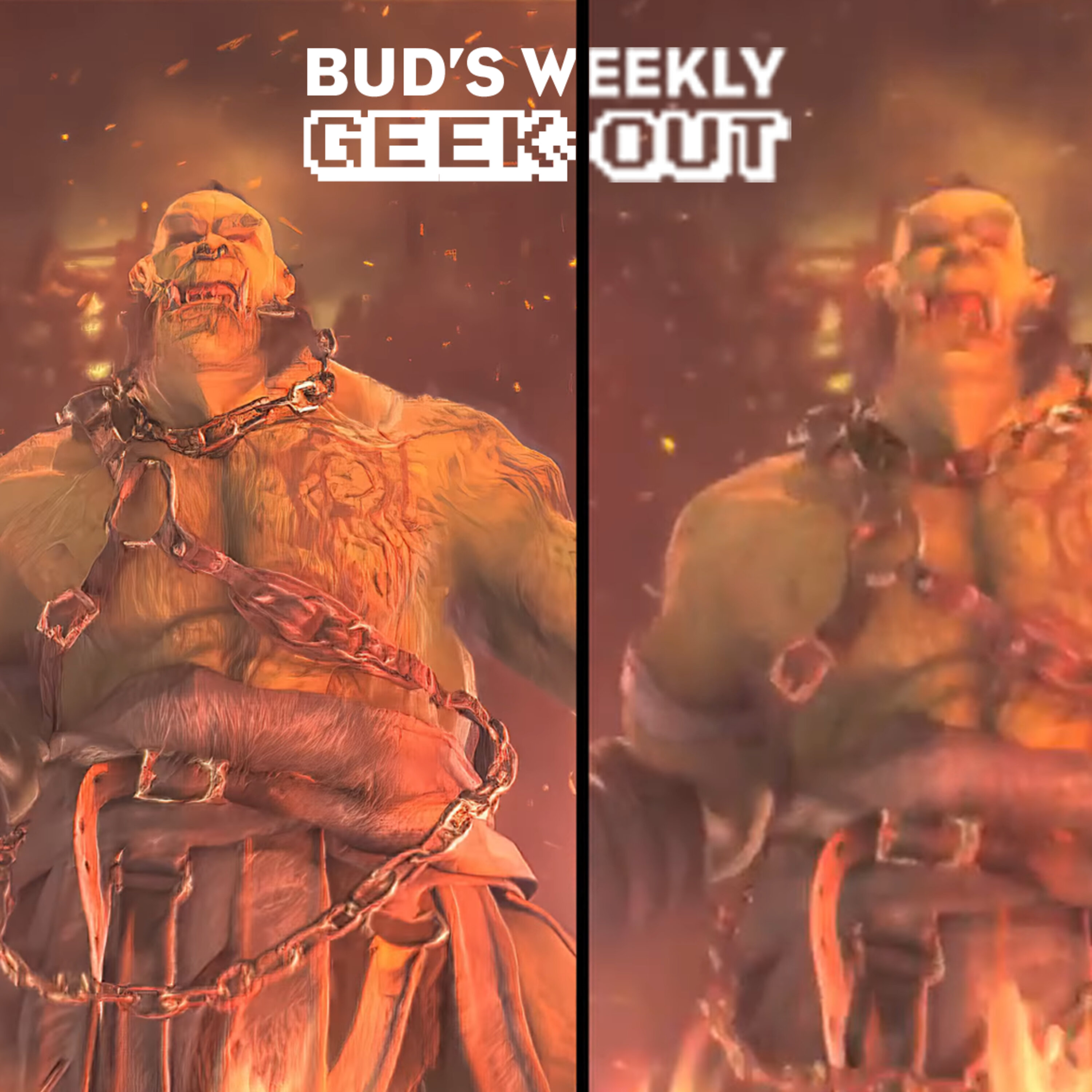 Bud's Weekly Geek-out! 20210728 - Upscale