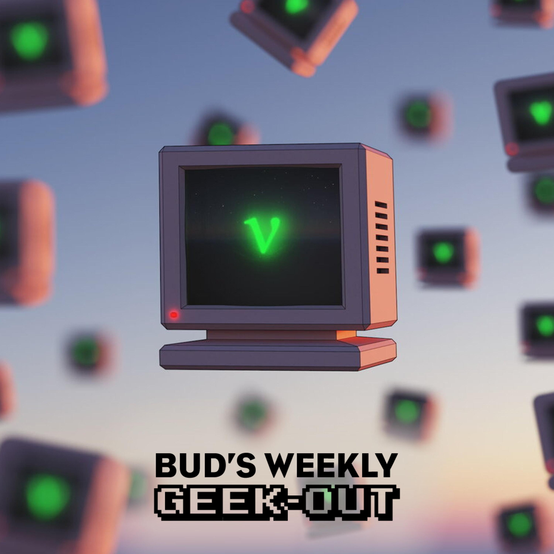 Bud's Weekly Geek-out! 20210623 - Neutrinowatch