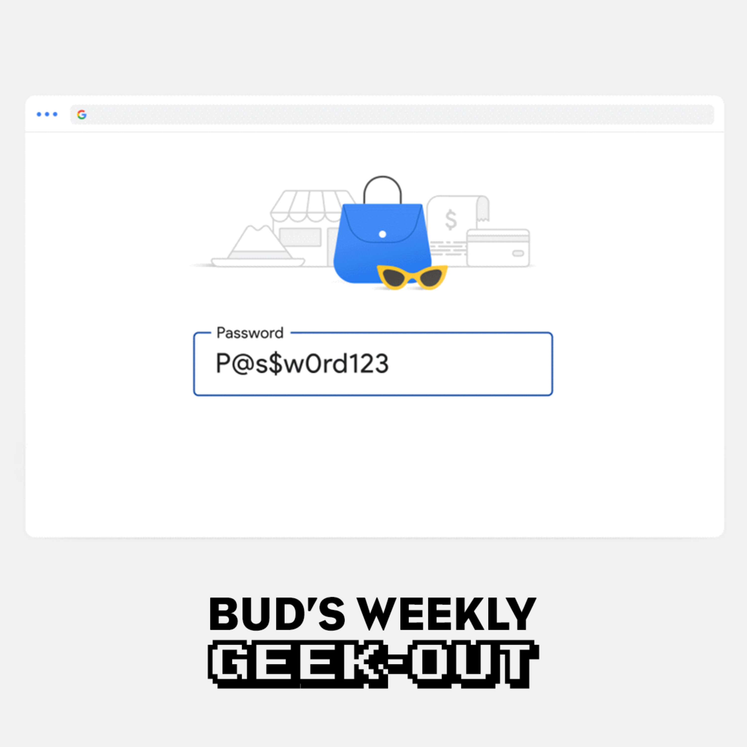 Bud's Weekly Geek-out! 20210512 - Google auto-2FA