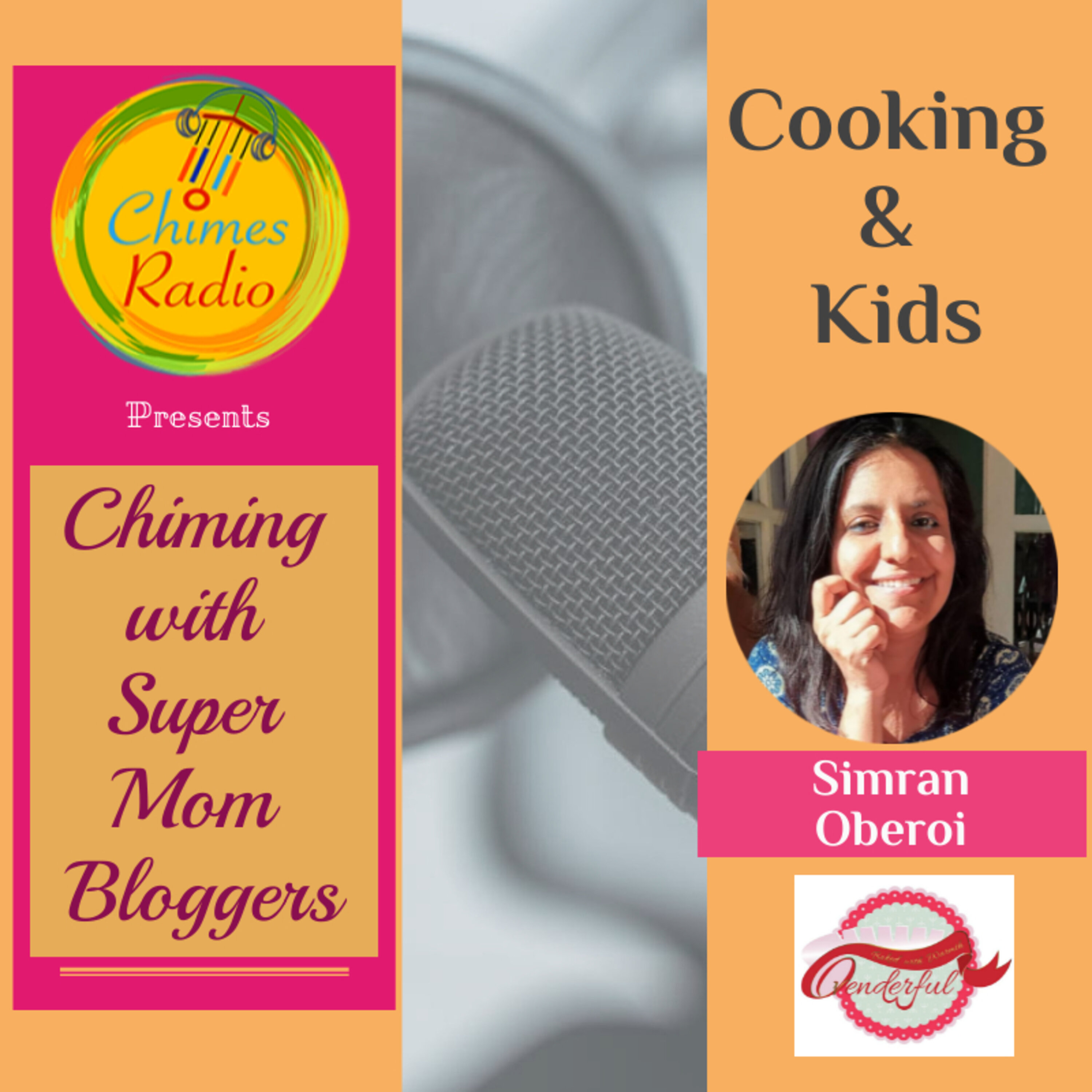Super Mom Bloggers - Cooking and Kids
