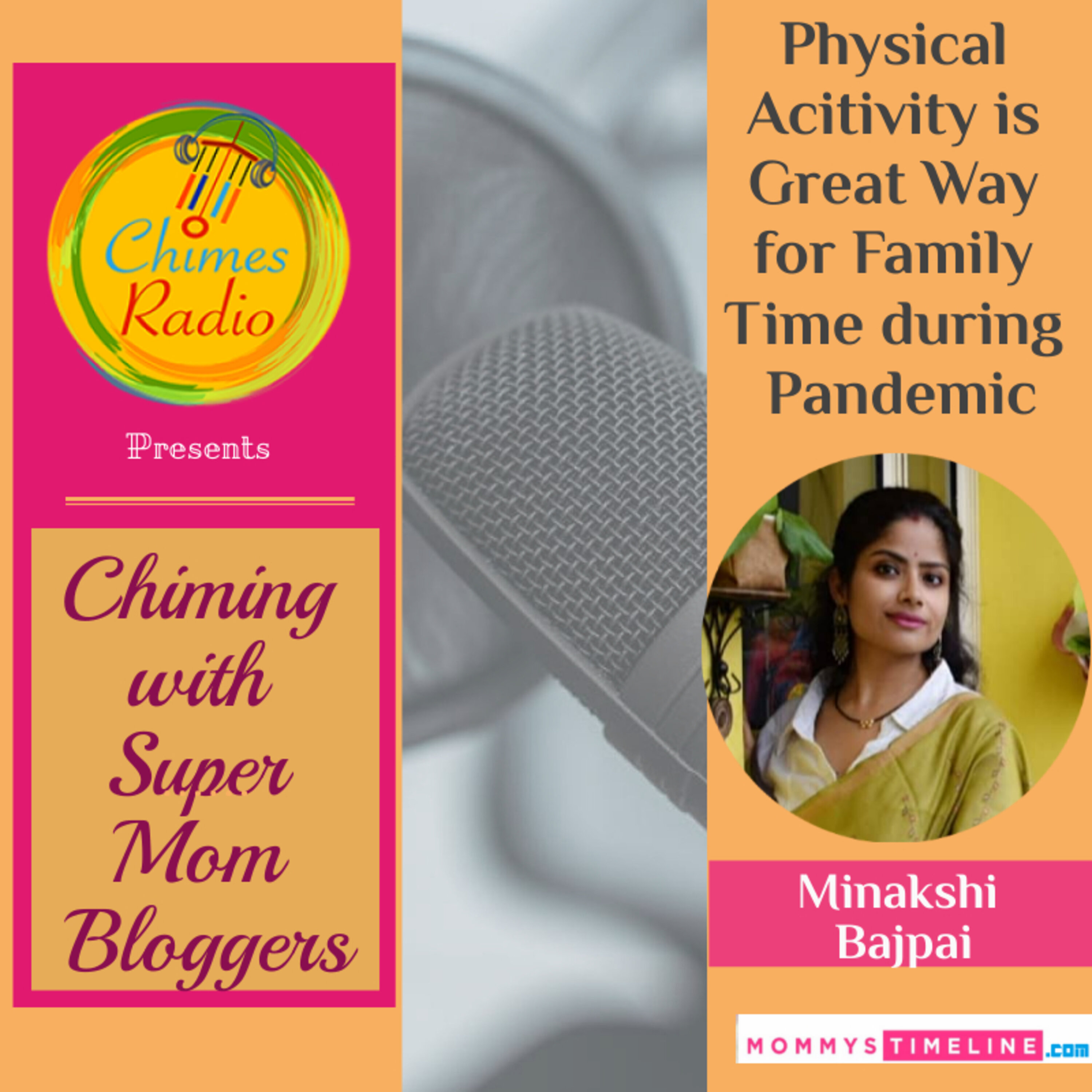 Super Mom Bloggers - Physical Activity For Great Family Time