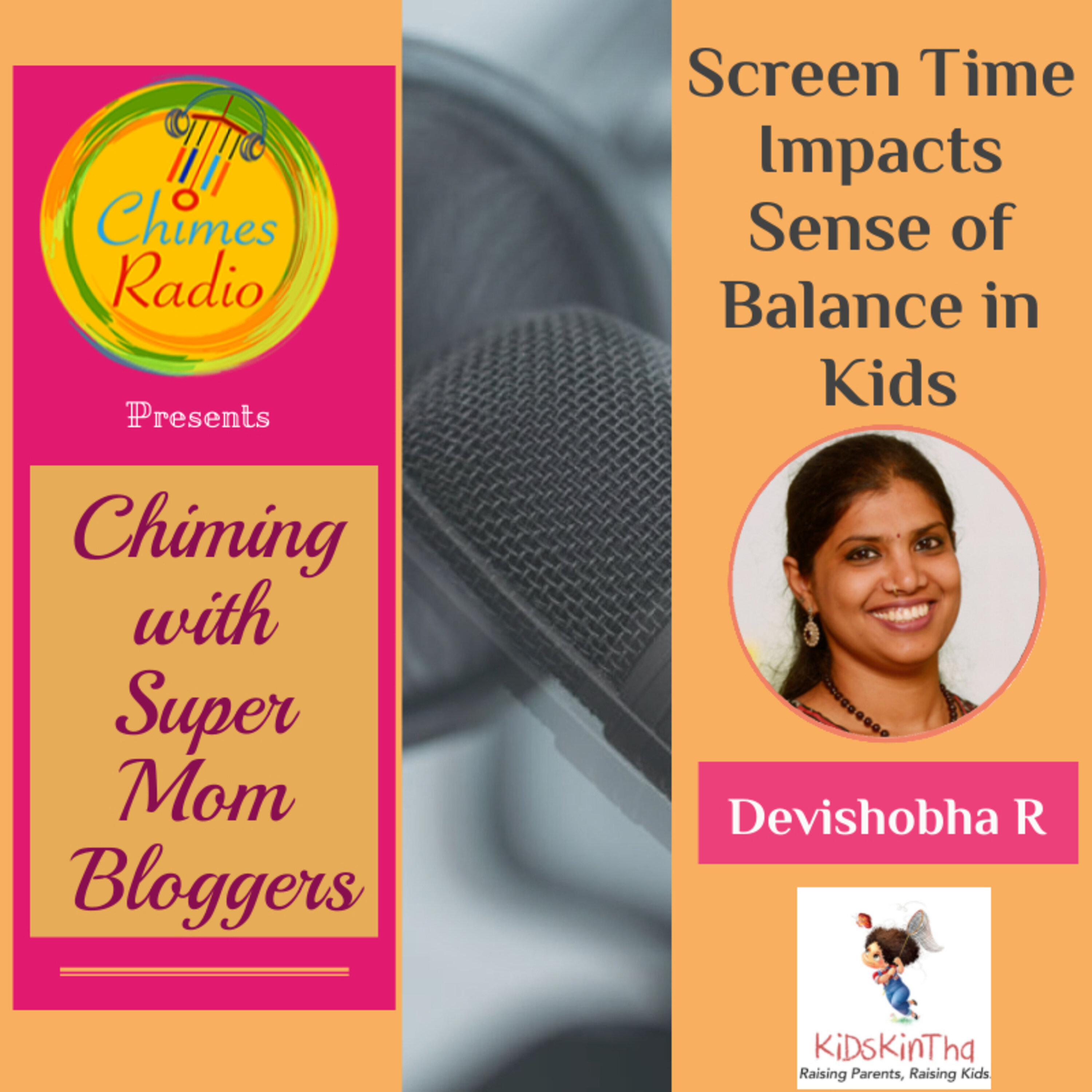 Super Mom Bloggers - Screen Time Impacts Sense of Balance in Kids
