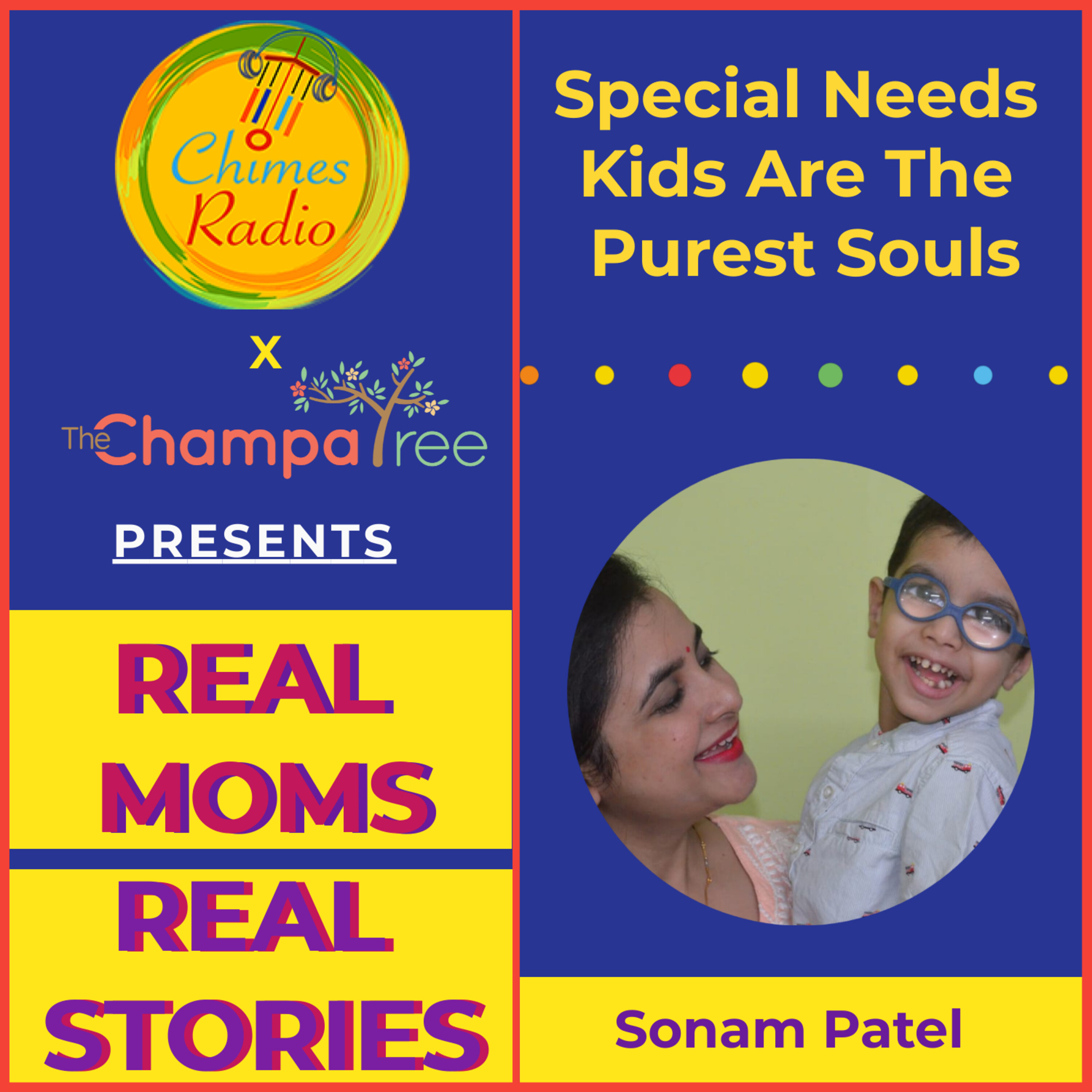 Special Needs Kids Are The Purest Souls - Sonam Patel