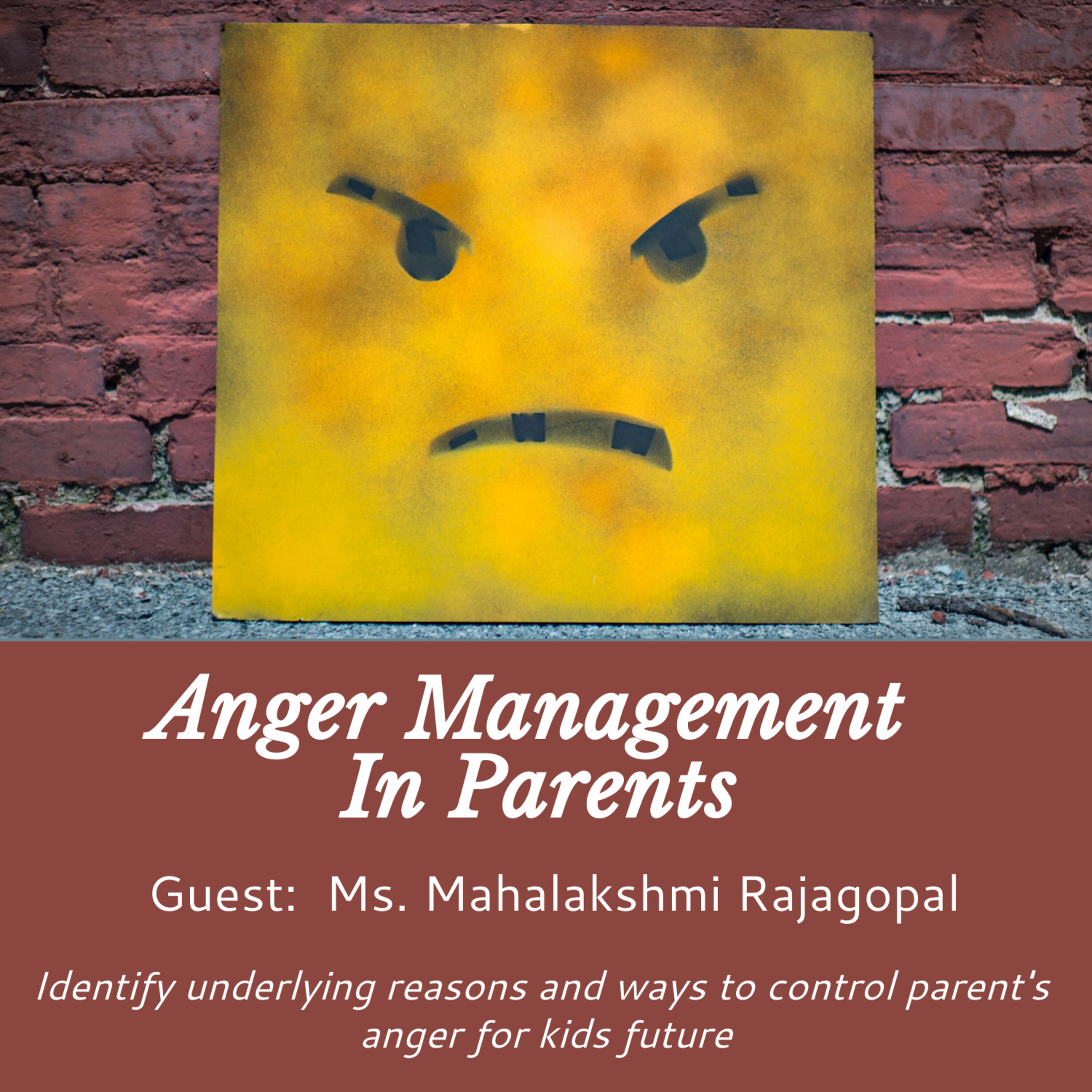 Balanced Parenting: Anger Management in Parents