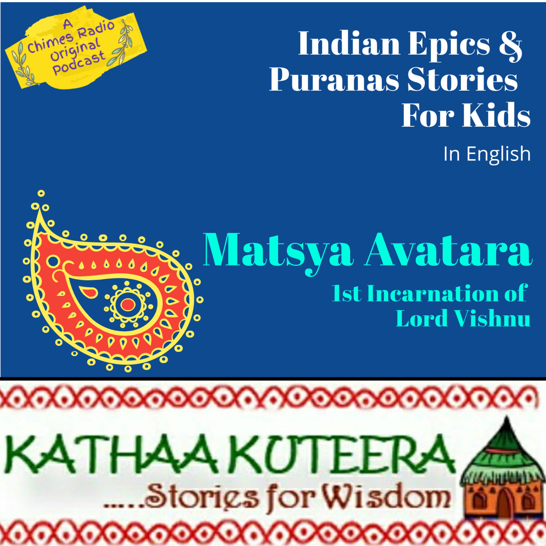 Matsya Avatara - 1st Incarnation of Lord Vishnu