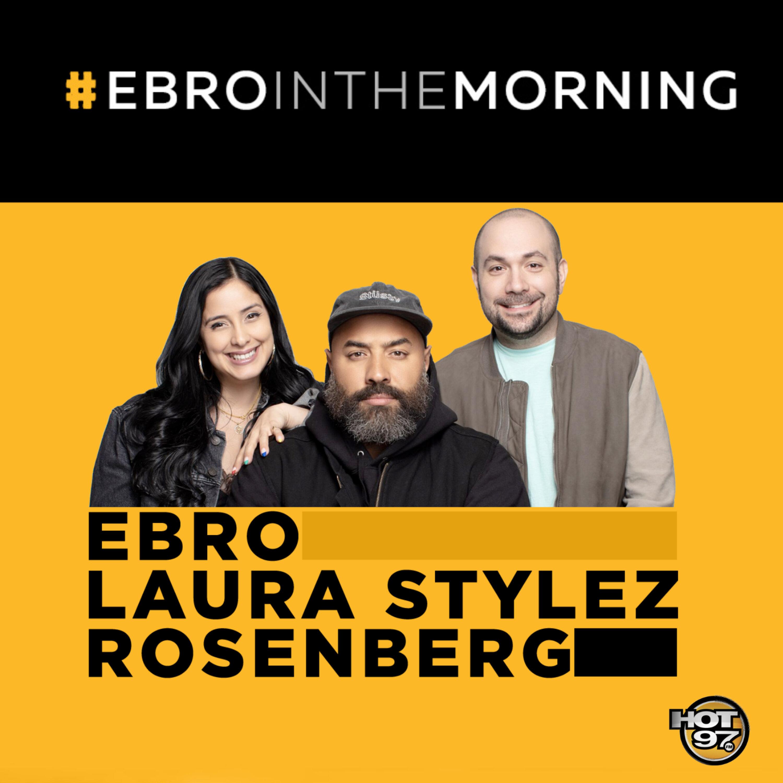 Ebro In The Morning - WWE Champion Big E + Legendary Rapper AZ
