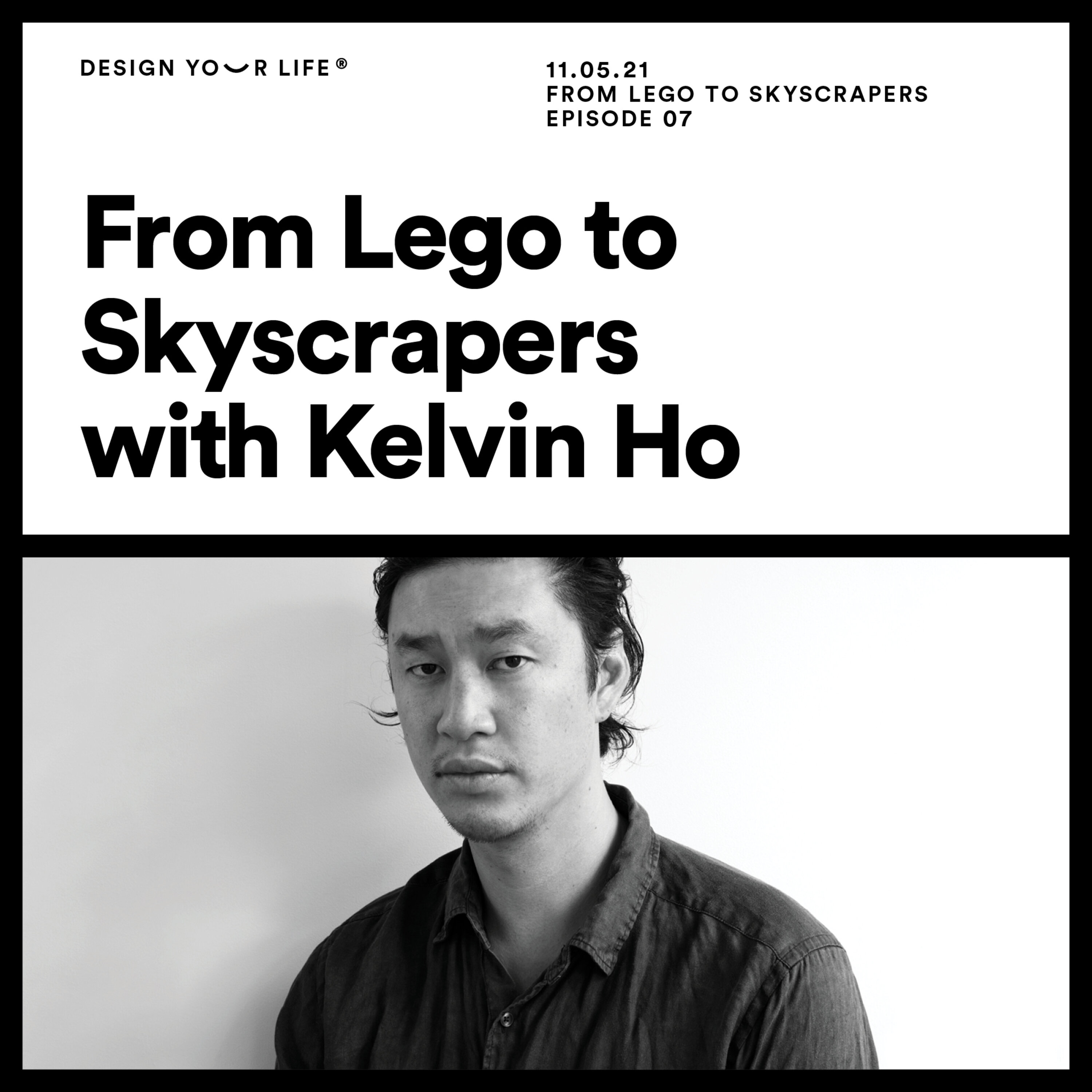 Designing The Experience of Space with Kelvin Ho