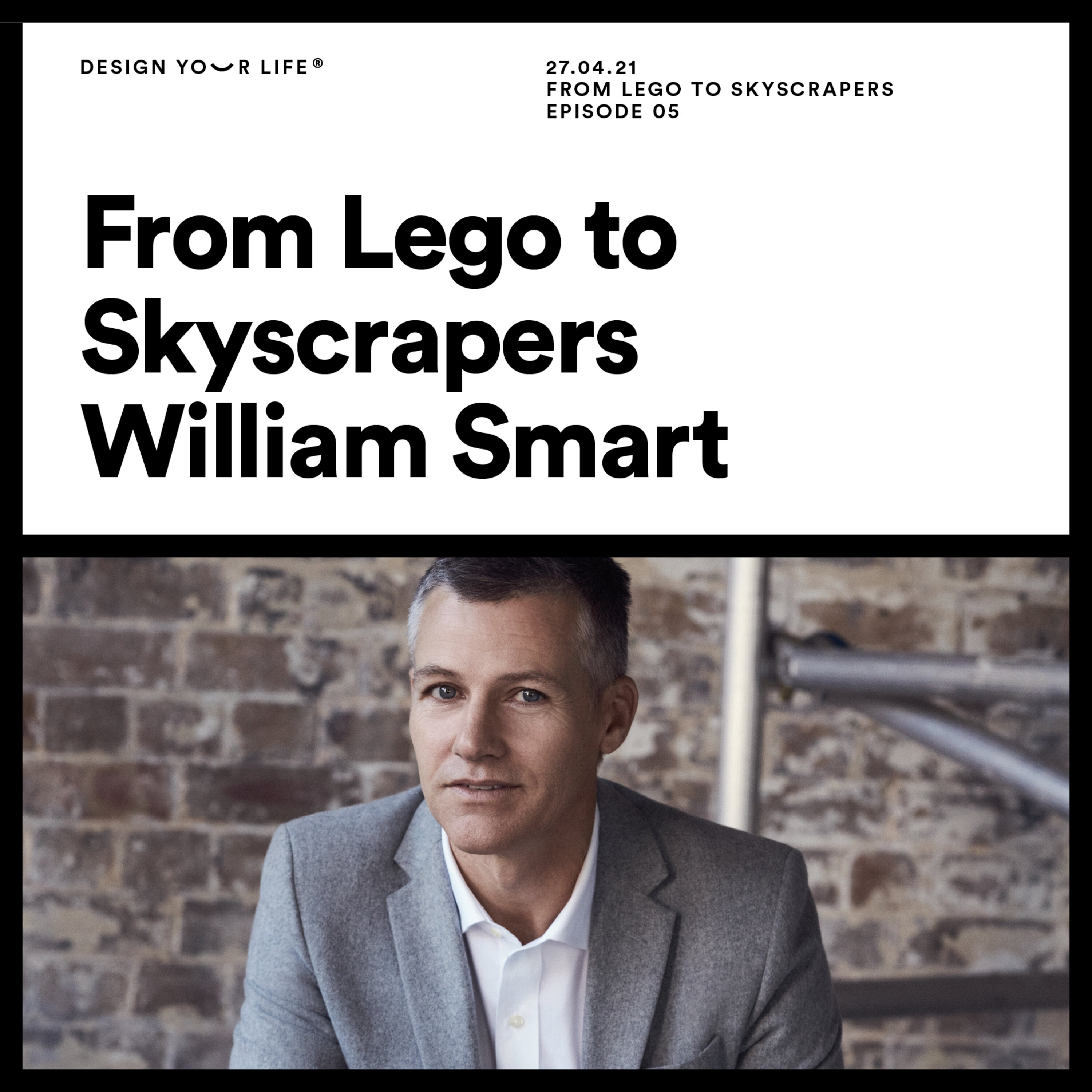 Designing the Best House in The World with William Smart