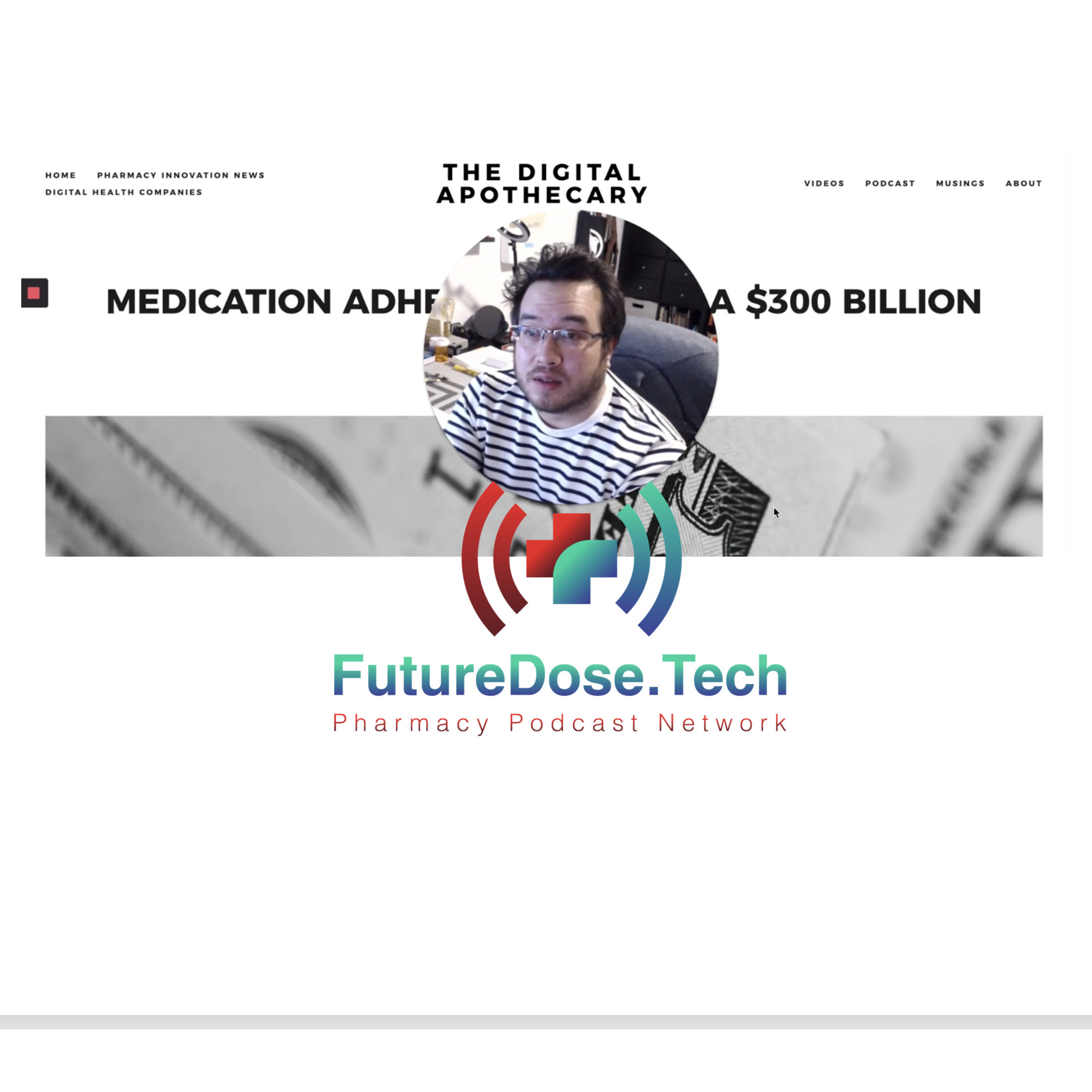 Medication Nonadherence does NOT cost $300 Billion but Medication Non-Optimization Costs More - PPN Episode 887