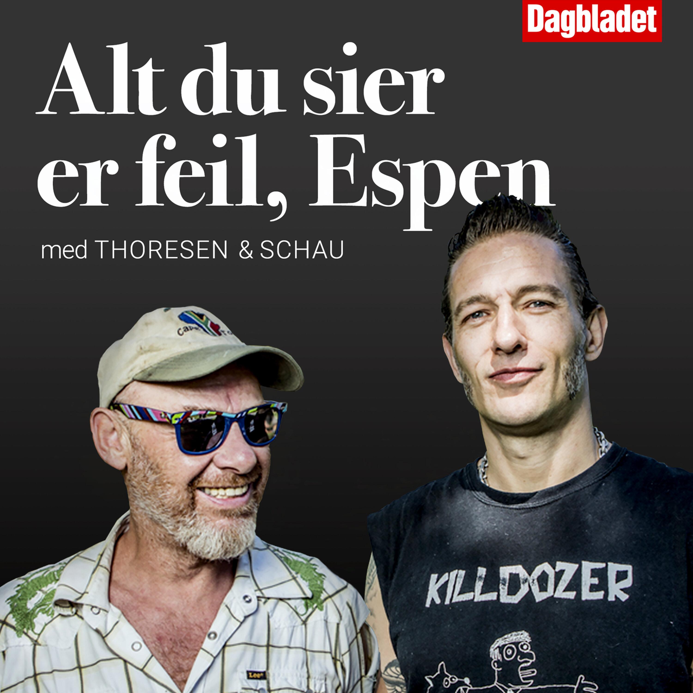 Episode 24. Gjest: Sigrid Bonde Tusvik