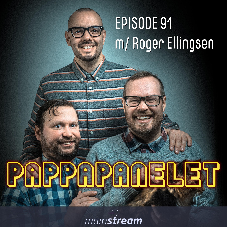 """Episode #091 m/ Roger Ellingsen - """"Fra fengsel til årets far"""""""