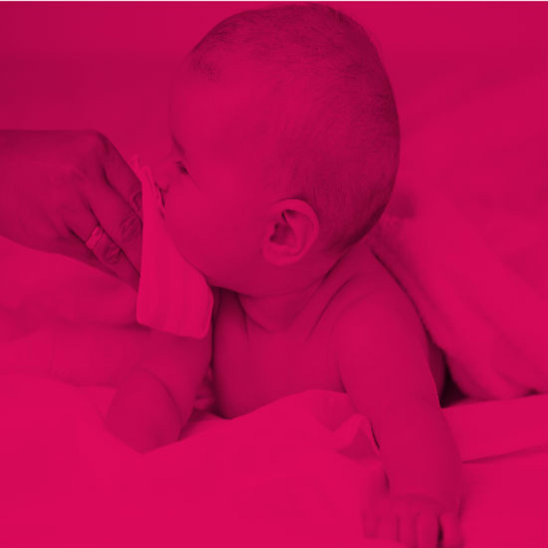 תינוקות אשר נולדו עם נוגדנים לנגיף