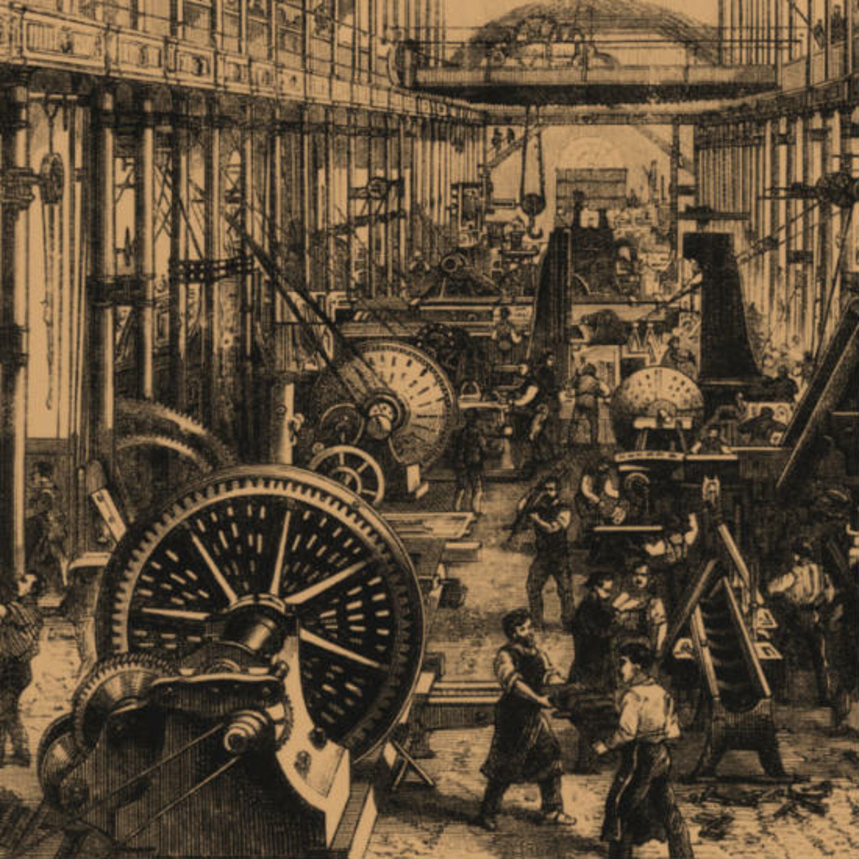 המהפכה התעשייתית