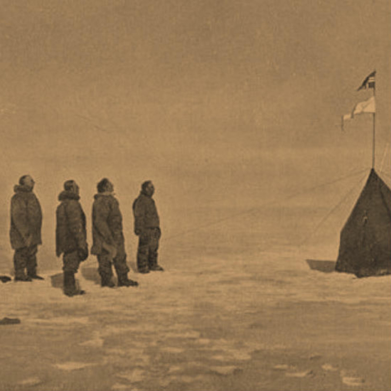 המירוץ לקוטב הדרומי