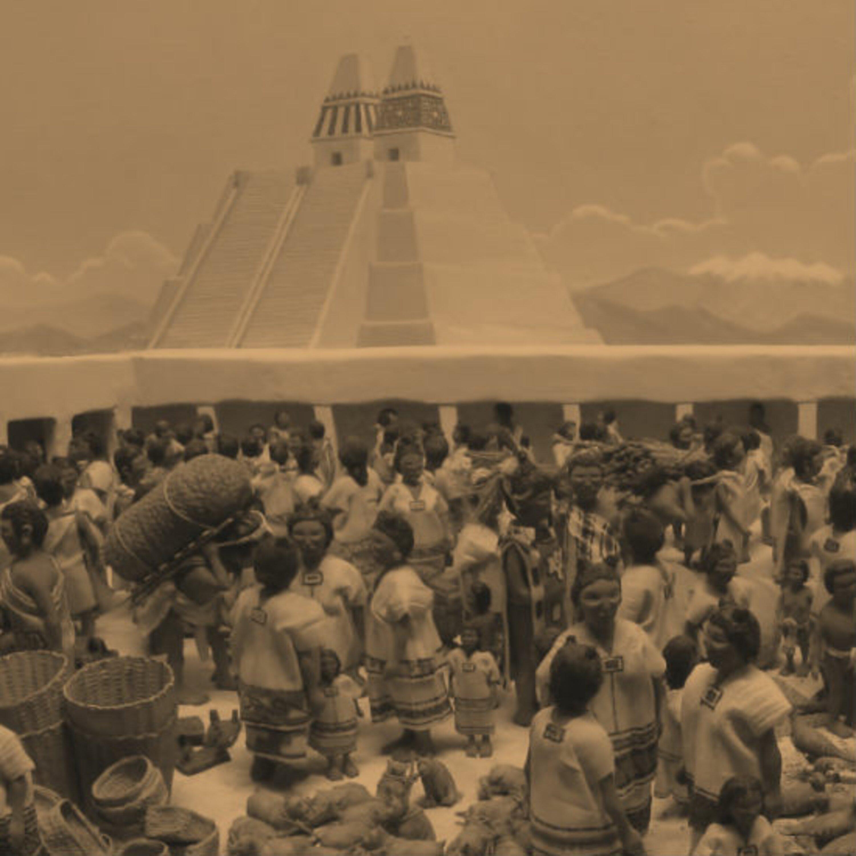 ההיסטוריה של האצטקדים, בני האינקה והמאיה