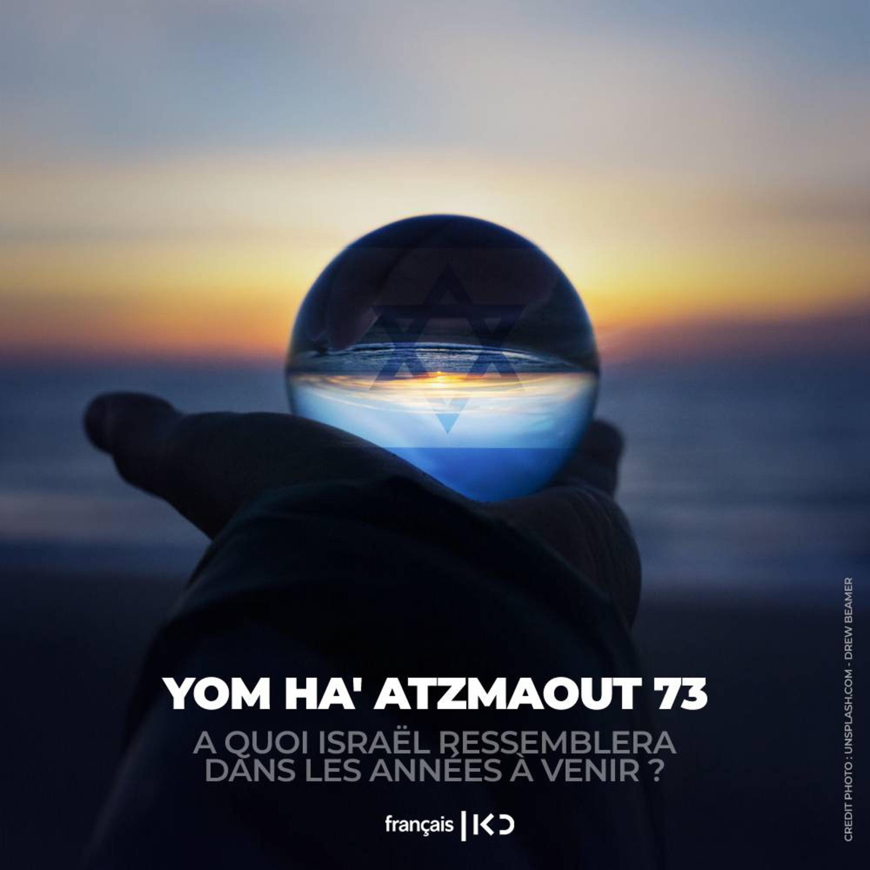 Yom Ha' atzmaout 73 : A quoi Israël ressemblera dans les années à venir ?