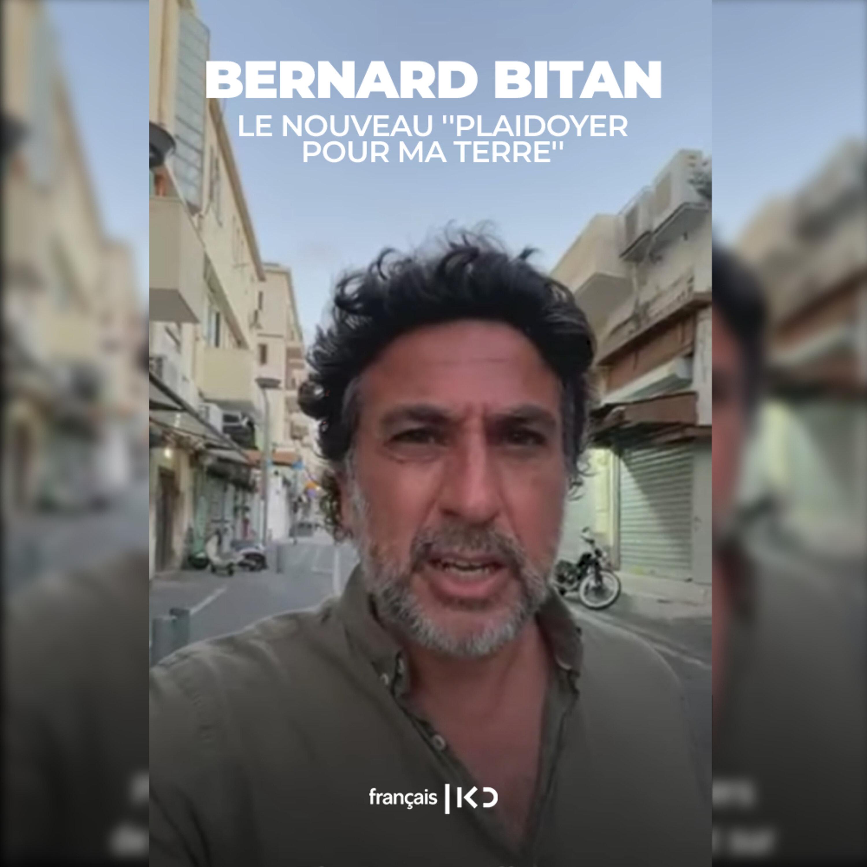 """Cri du coeur pour ma terre"" de Bernard Bitan"