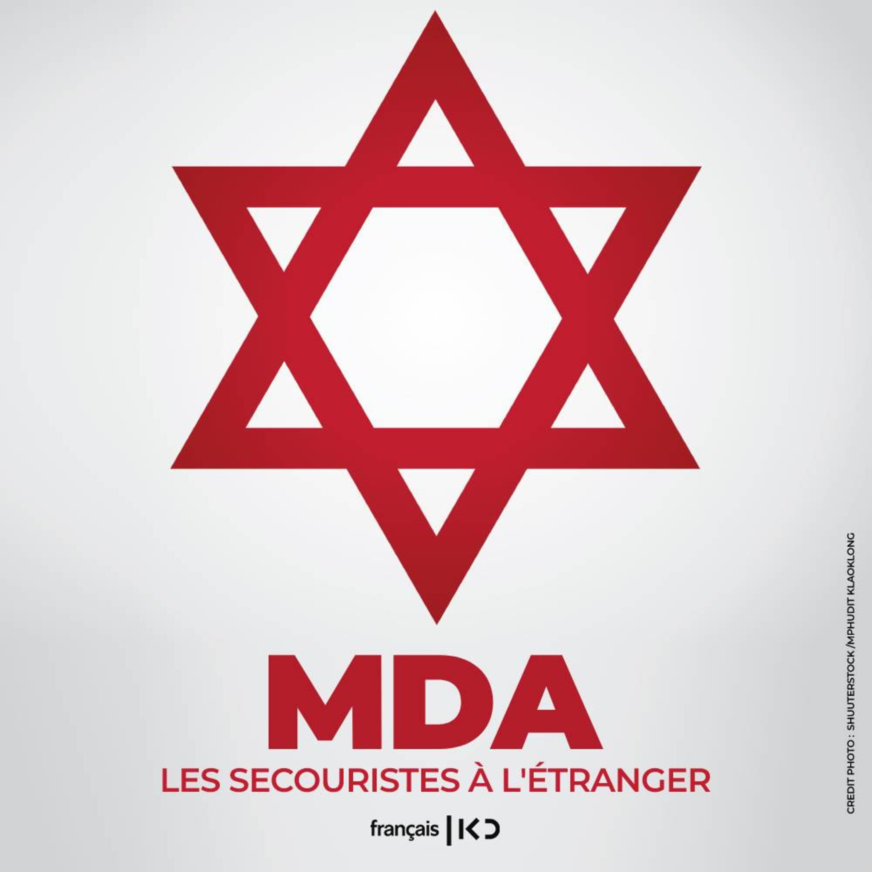 Les secouristes de MDA à l'étranger
