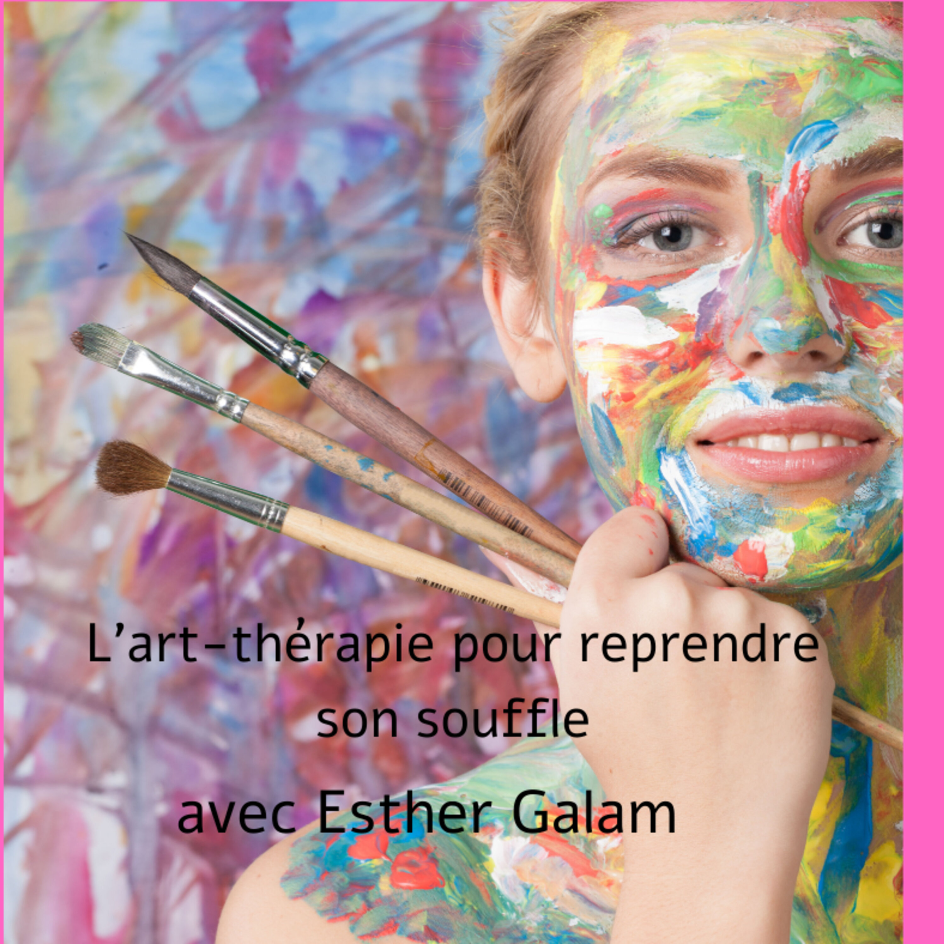 Esther Galam ''On reprend son souffle''