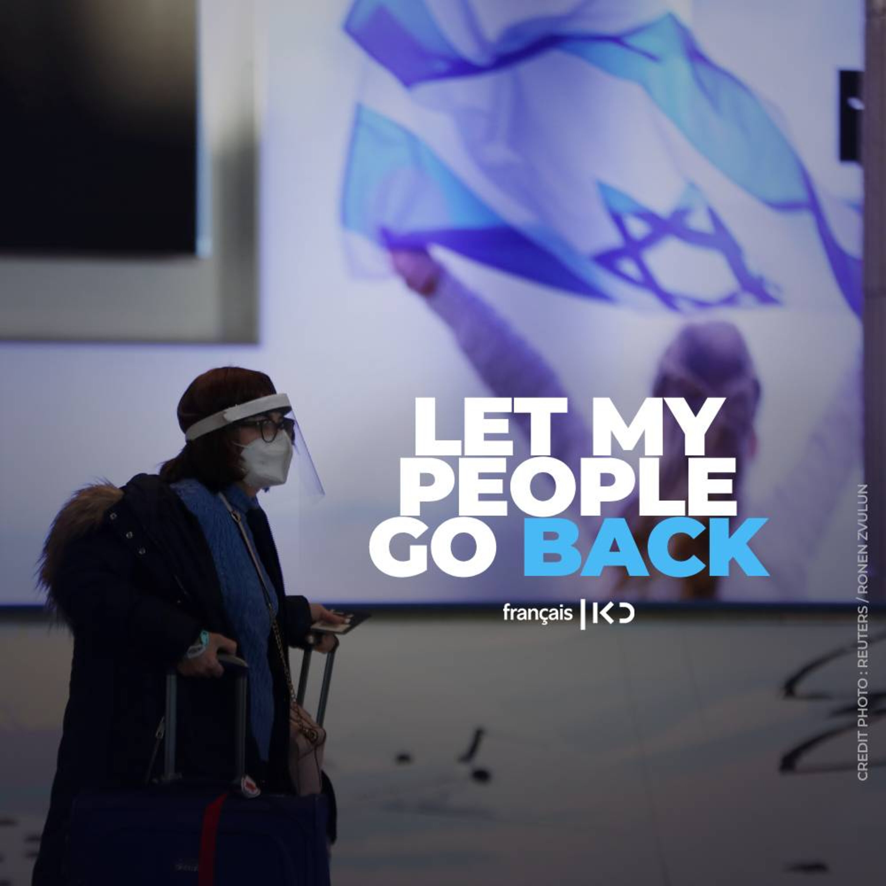 Let my people go back.....
