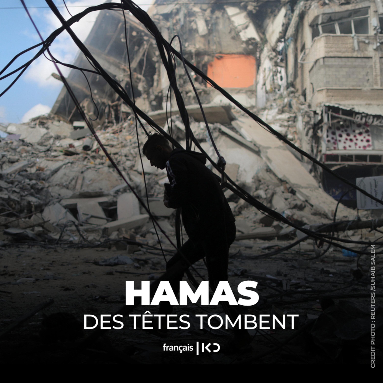 Hamas : Des têtes tombent