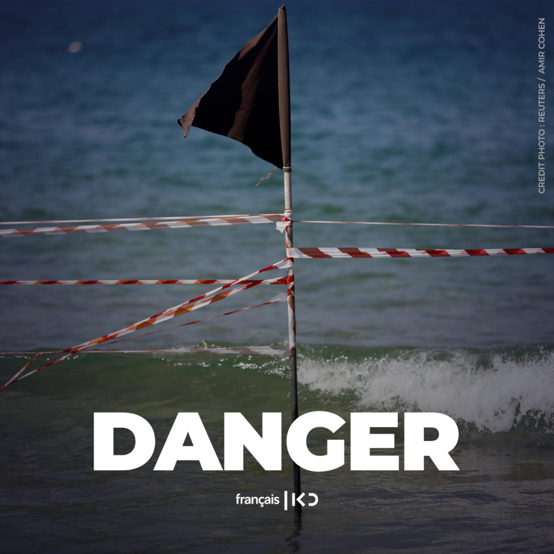 DANGER ! Goudron = pollution
