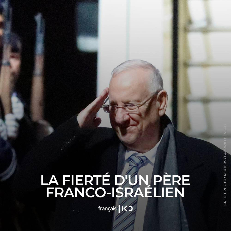 La fierté justifiée d'un père franco-israélien