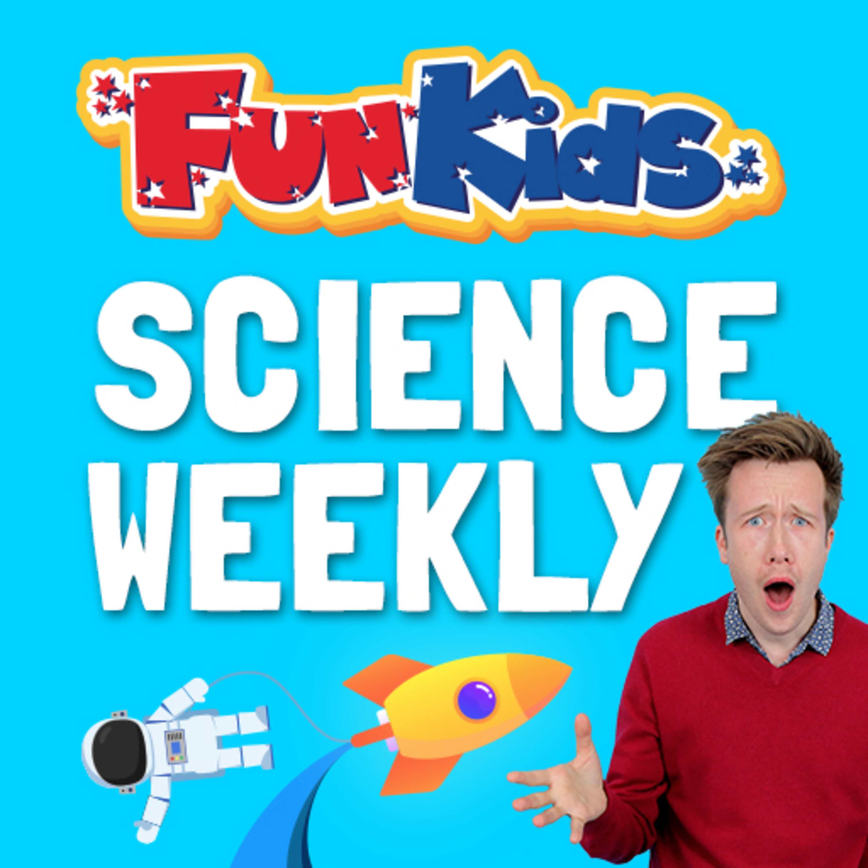 Science Weekly Space Bumper Special!